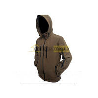 Куртка штормовая Soft shell Койот 60-62(р)