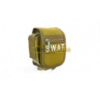 Сумка на пояс Олива RT-SWAT 1 л(р)