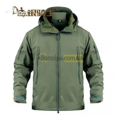 Куртка Silver Knight Soft Shell Олива M(р)