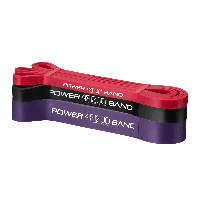 Эспандер-петля (резинка для фитнеса и спорта) 4FIZJO Power Band 3 шт 6-26 кг 4FJ0002