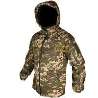 Куртка Soft-shell зимняя светлый пиксель 52-54(р)