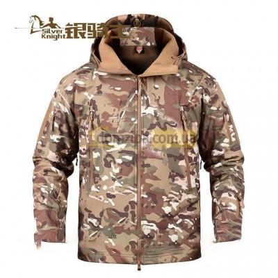 Куртка XLilver Knight Soft Shell Мультикам S(р)