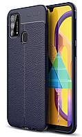 Чехол Touch для Samsung Galaxy M31 / M315 бампер оригинальный Blue, фото 1