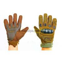 Перчатки Oakley закрытые Олива XL(р)