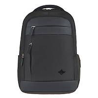 Рюкзак для ноутбука LEADFAS ткань полиэстер  46х32х15  цвет чёрный  кс86036ч