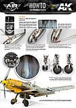 Жидкость для имитации Смазка валов и подшипников 35 мл. AK-INTERACTIVE AK-2032, фото 2