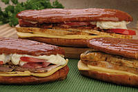 Горячие фирменные сендвичи