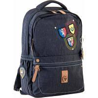 Рюкзак шкільний Yes OX 194 чорний (553996)