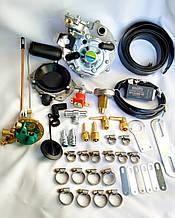 Комплект ГБО 2.Tomasetto для Solex(Баллон тор)