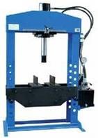Пресс электрогидравлический 50 тонн PRM50PM WERTHER (Италия)