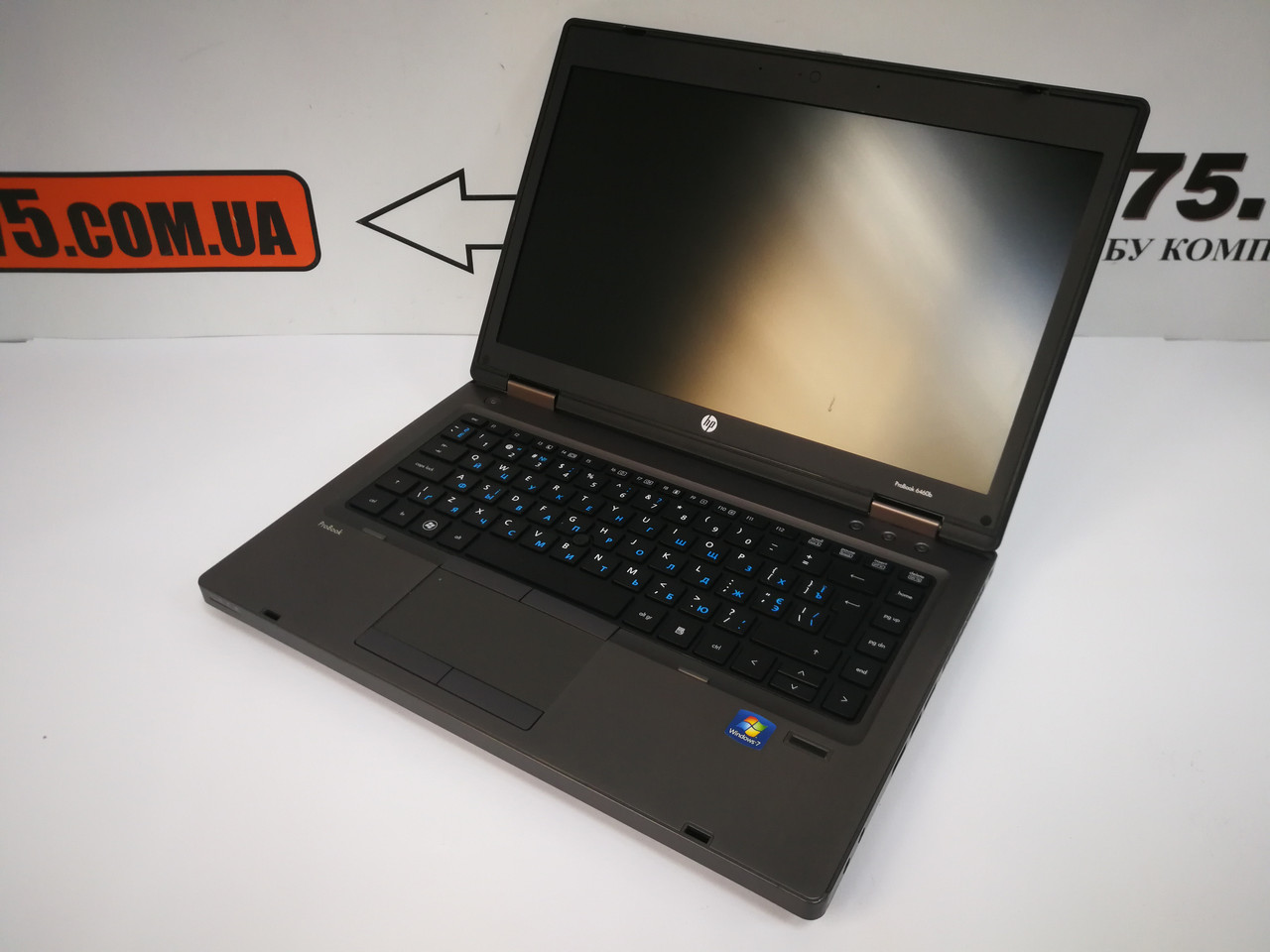 "Ноутбук HP ProBook 6460b, 14"", Intel Core i5-2520M 3.2GHz, RAM 4ГБ, HDD 320ГБ"