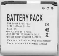 Аккумулятор PowerPlant HTC Touch Pro, T7272, Raphael, Sprint Diamond DV00DV6088