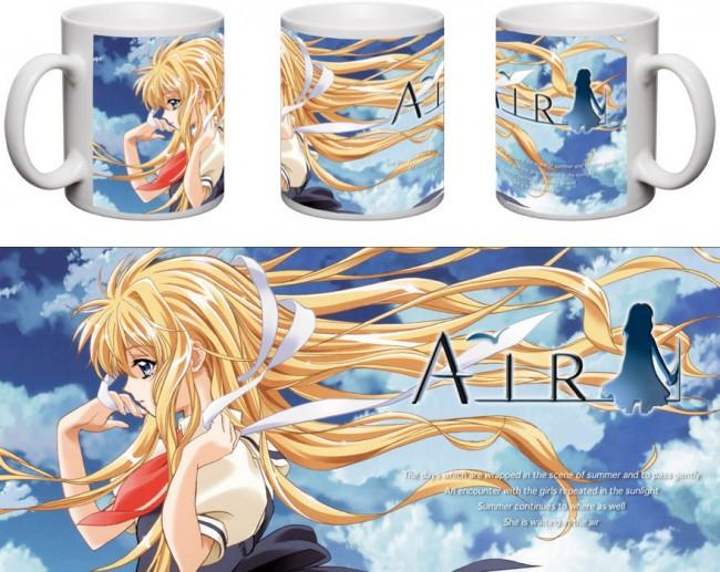 Кружка чашка Air
