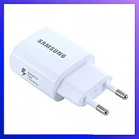 Samsung Fast Charger 2A ORIGINAL Быстрая зарядка сетевое зарядное устройство адаптер, фото 1