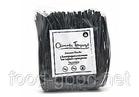 Лапша безглютеновая рисовая с черным кунжутом, 300г