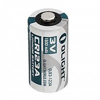 Батарея Olight CR123A 3.0V,1600mAh (CR123A)