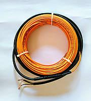 Теплый пол 870 Вт (48м) 4.2-6 кв.м Woks-18 тонкий двужильный экранированный