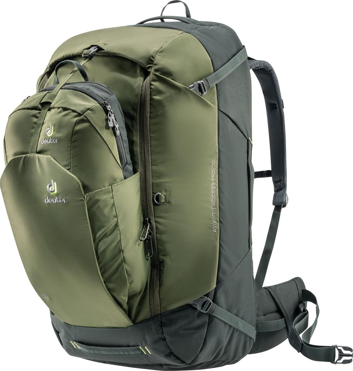 Рюкзак Deuter Aviant Access Pro 70 khaki-ivy (3512220 2243)