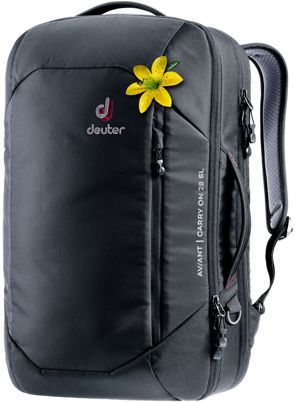 Рюкзак Deuter Aviant Carry On 28 SL black (3510120 7000)