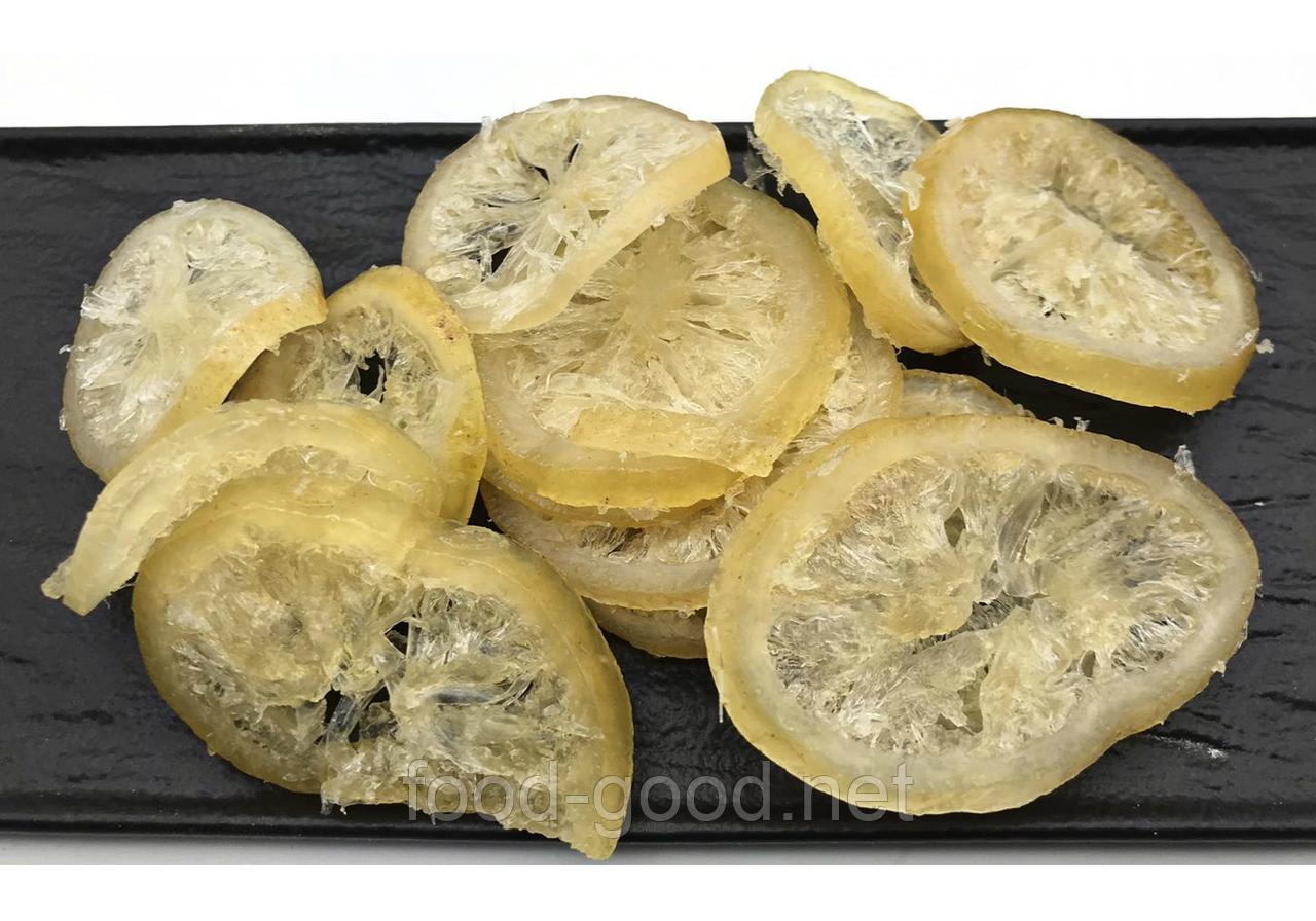 Лимонные цукаты дольки, 1кг