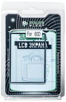 Защита экрана PowerPlant для Canon 60D, 600D PLCAN60D