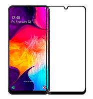 Защитное стекло (захисне скло) Huawei Y6P (2020) Полный клей