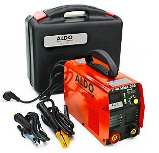 Сварочный инверторный аппарат ALDO MMA-305 Basic