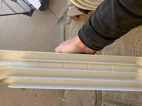 Биметаллический радиатор отопления (батарея) 500x96 Faral full bimetalico, фото 2
