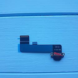 Шлейф для планшета Apple iPad Mini коннектора зарядки с компонентами Black