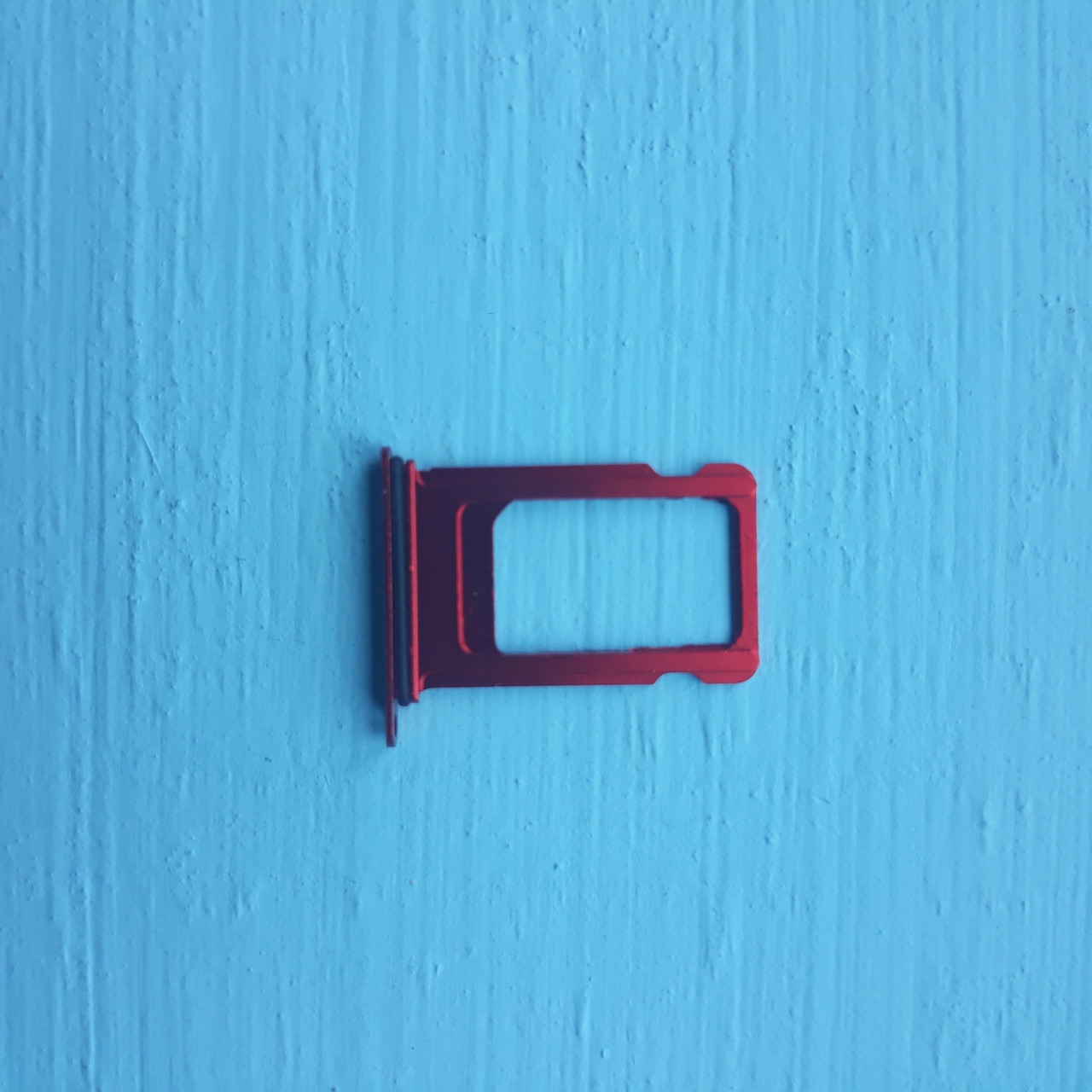 Держатель sim-карты для Apple iPhone 8 Red