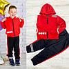 Спортивный костюм на мальчика BOSS (двухнитка) 98, 104, 110, 116, фото 7