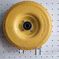Колесо для тачки 3.50-4 пінополіуретанове, фото 1