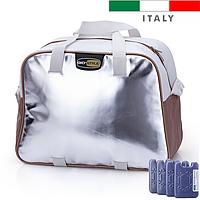 Термосумка Giostyle Silk 25 l (сумка-холодильник, ізотермічна сумка), фото 1