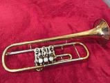 Труба педальная, симфоническая, Dieter Otto, 1982 г., Germany, фото 2