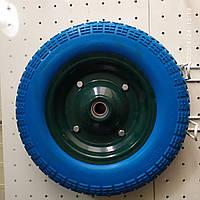 Колесо для тачки пенополиуретановое 3.50-7, фото 1