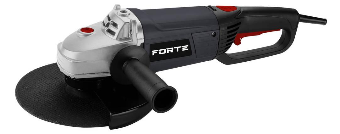 Болгарка Forte АG 26-230 S, фото 2