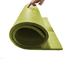 Резиновый мат 1000х500х10 мм PuzzleGym