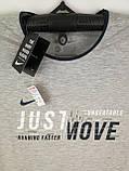 Чоловіча футболка Nike великого розміру, фото 4
