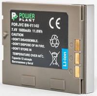 Аккумулятор PowerPlant JVC BN-V114U DV00DV1356