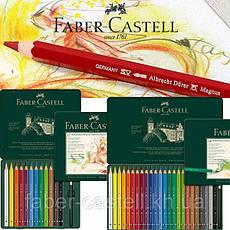 Утолщенные акварельные карандаши Faber-Castell Albrecht Dürer MAGNUS