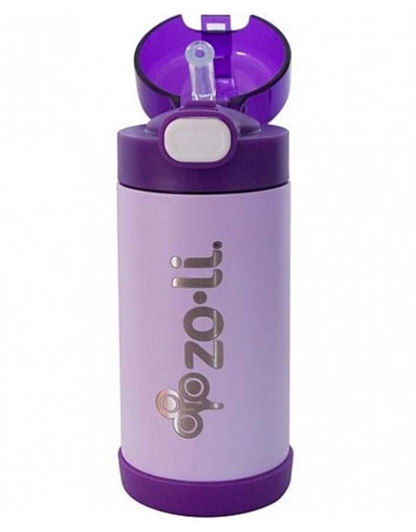 Детский термос Zoli Pow Squeak Цвет - Фиолетовый (11834)