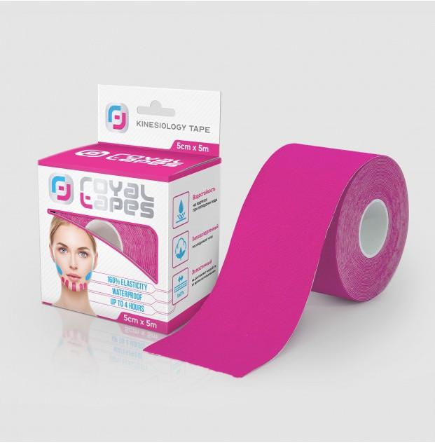 Тейп Royal Tapes Косметологический Розовый (060105)