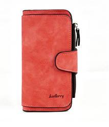 Портмоне BAELLERRY Forever N2345 Красный (020350)