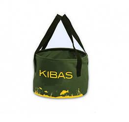 Ведро для прикормки без крышки Kibas 300х300х200 мм (86621)
