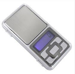 Карманные ювелирные электронные весы DOMOTEC MS-1724 500г (130123)