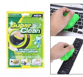 Гель для чистки клавиатуры Super Clean (26811)