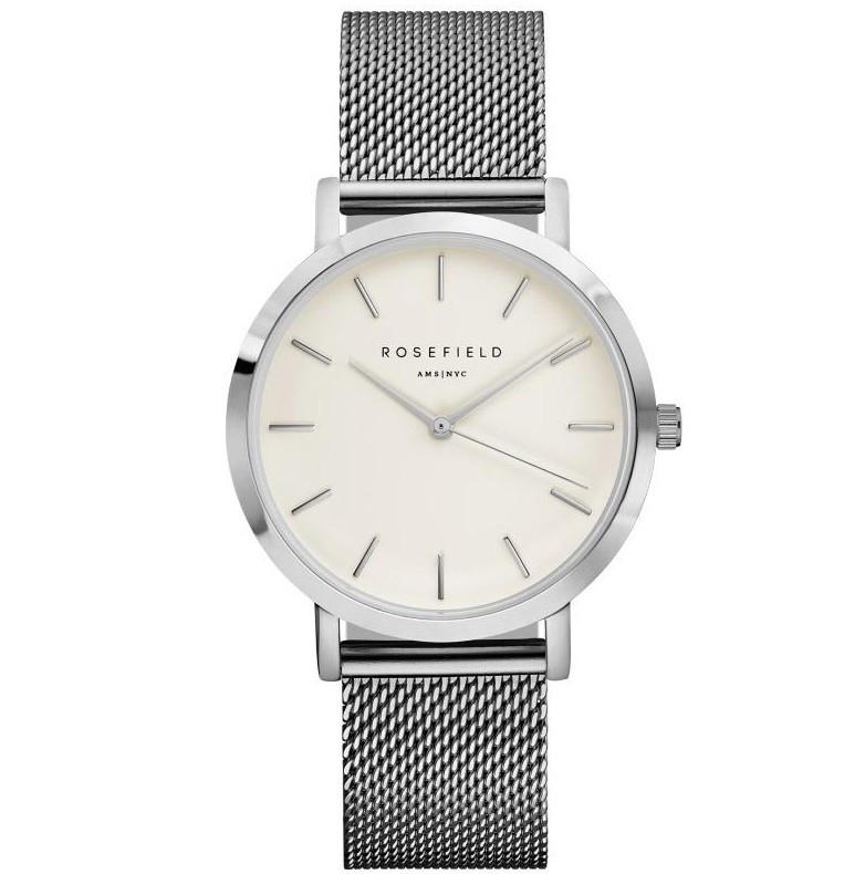 Женские часы Rosefield Серебро (060340)