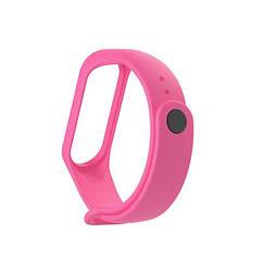 Ремешок для для фитнес браслета Mi Band 3 Pink (604889)