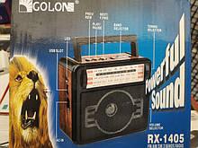 Радиоприемник колонка MP3 Golon RX-1405