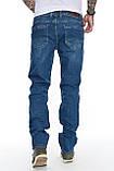 """Мужские джинсы Franco Benussi 21-362 Torino L 36"""" синие, фото 2"""